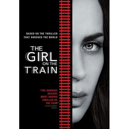 The Girl on the Train (DVD) - Pink Girl Movie