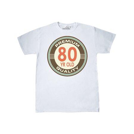 Funny 80th Birthday Vintage T Shirt