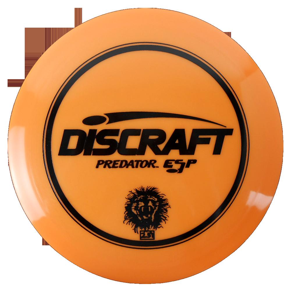 Discraft ESP Predator 173-174g Fairway Driver Golf Disc [Colors may vary] - 173-174g