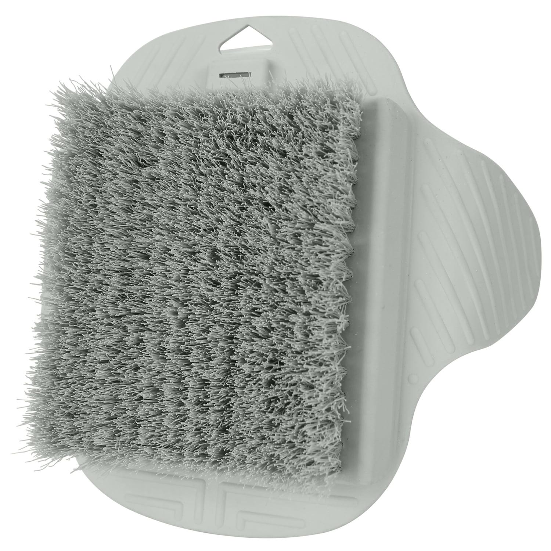 Foot Scrubber Mat & Massager for Shower & Bathtub - Athletes Foot ...