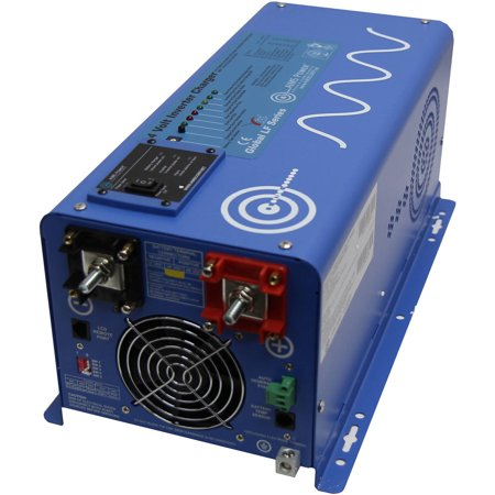 3000w Power Inverter - AIMS Power 3000W 24 Volt Pure Sine Inverter Charger