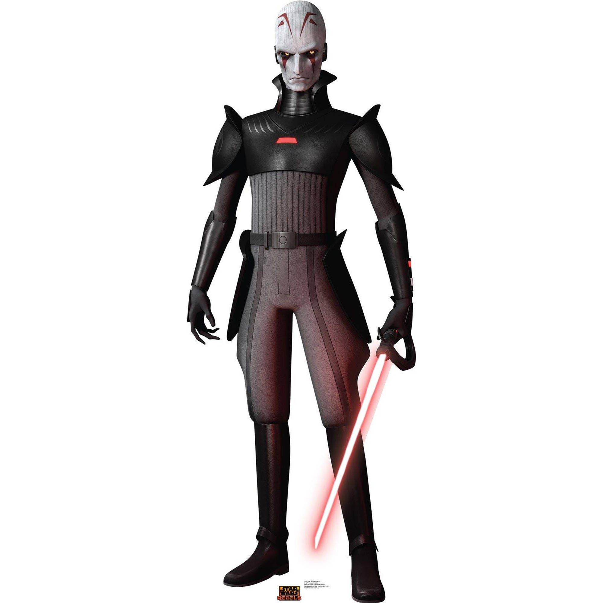 Star Wars Rebels The Inquisitor Stand Up, 6' Tall