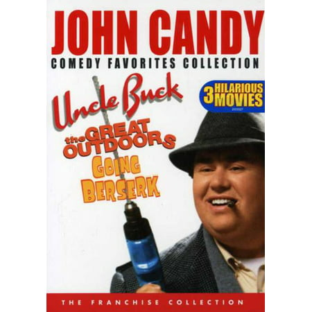 John Candy  Comedy Favorites Collection