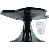 King Jack Directional HDTV RV Antenna with Signal Finder & Mount