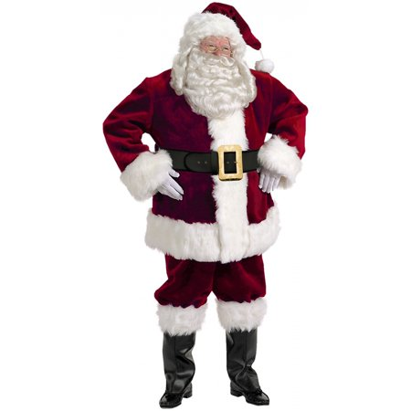 Majestic Santa Suit Adult - XX-Large