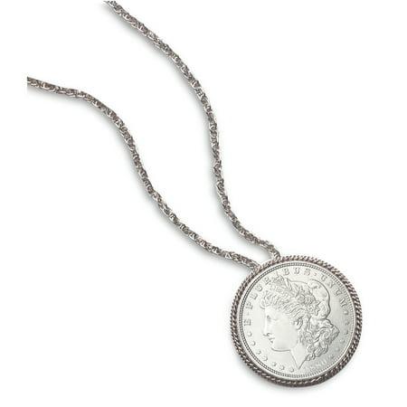 Dollar Jewelry (Morgan Silver Dollar Pin/Coin)