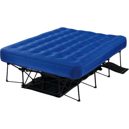 insta-bed TM Automatic Frame System and 9'' Queen Air Bed ...