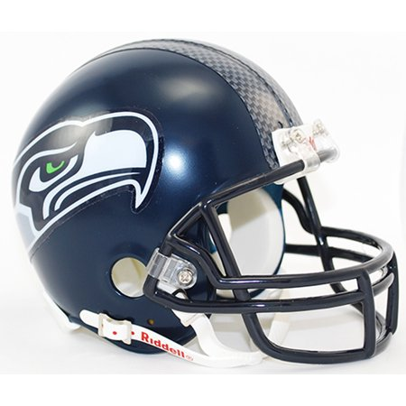 (Seattle Seahawks NFL Mini Replica Helmet)