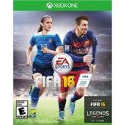 FIFA 16, Electronic Arts, Xbox One, 014633369281