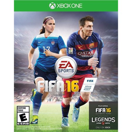 FIFA 16, Electronic Arts, Xbox One, 014633369281 (Fifa 16 Best Players)