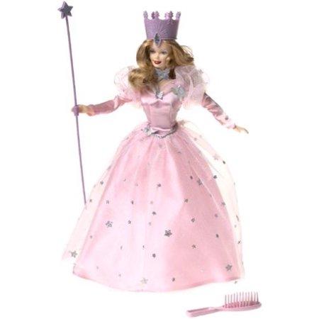 Barbie as Glinda in the Wizard of Oz