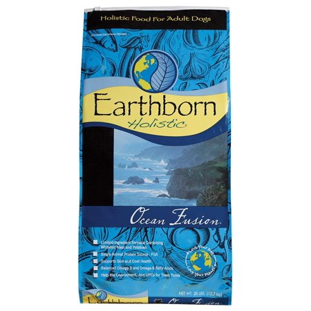 Earthborn Holistic Limited Ingredient Ocean Fusion Natural Dry Dog Food, 28 LB