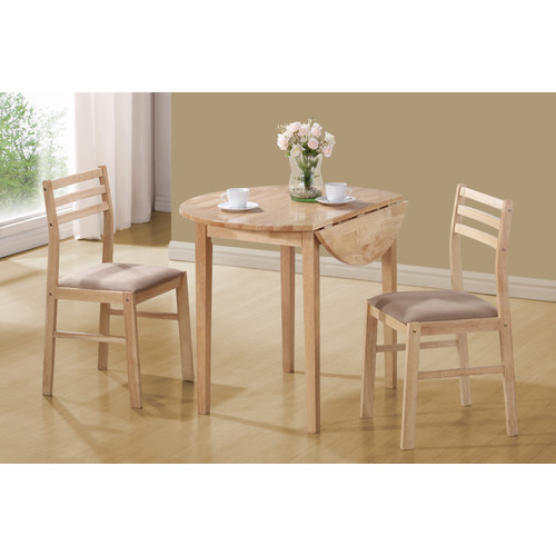 Monarch Dining Set, 3-Piece Set , Multiple Colors