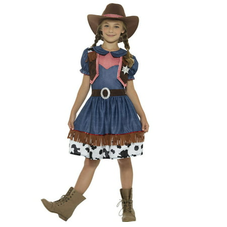 Halloween Costumes Austin Texas (Texan Cowgirl Costume, Small,)