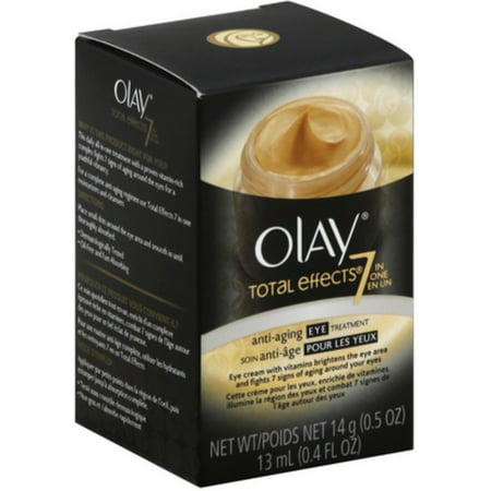 Olay Total Effects 7-in-1 Anti-âge Booster Eye Cream Transforming 0,50 oz