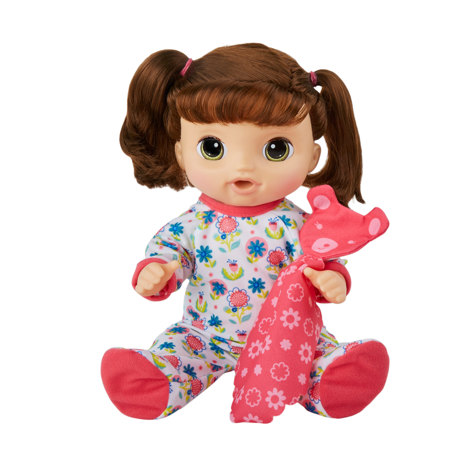Baby Alive Sweet Tears Baby (Brunette) Exclusive Value Pack