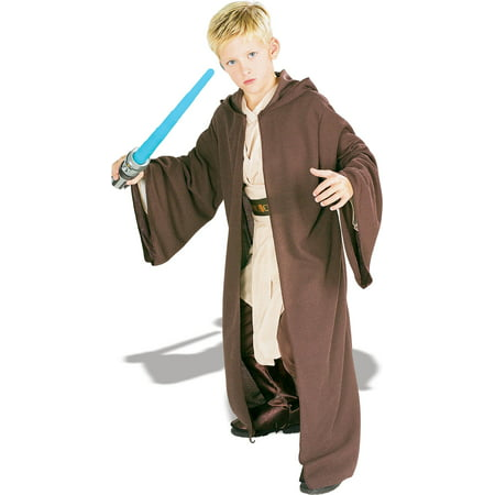 Jedi Knight Robe Star Wars Boys Costume R882025 - Small - Jedi Knight Costume