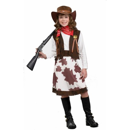 Halloween Child Cowgirl Costume (Baby Girl Cowgirl Costume)