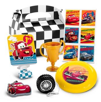 Disney 1st Birthday Cars Party Favor Box