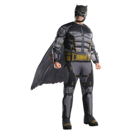 Mens Tactical Batman Justice League Big & Tall Costume for $<!---->