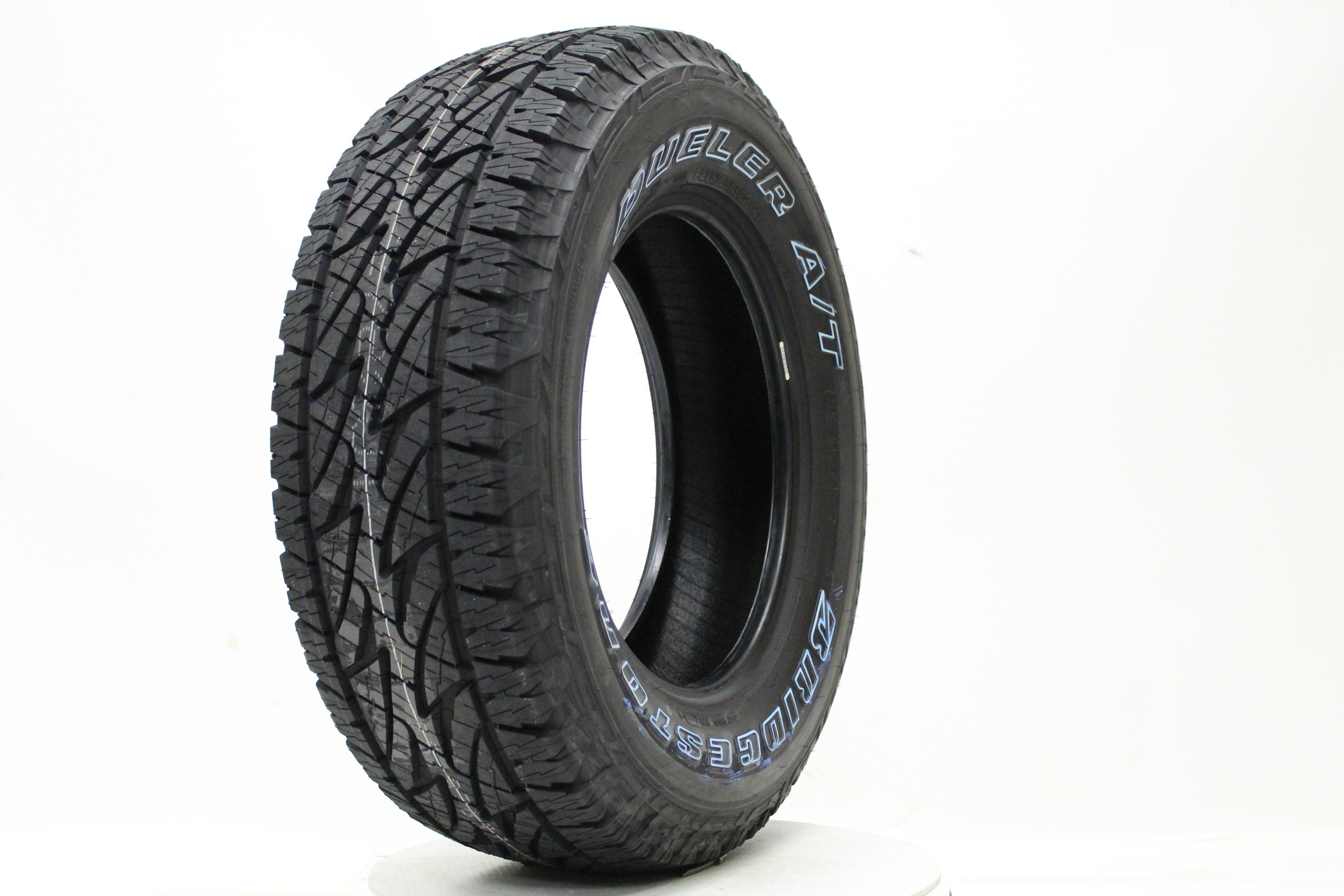 Bridgestone Dueler A T Revo 2 LT275 70R18 10 Tire 125S Walmart