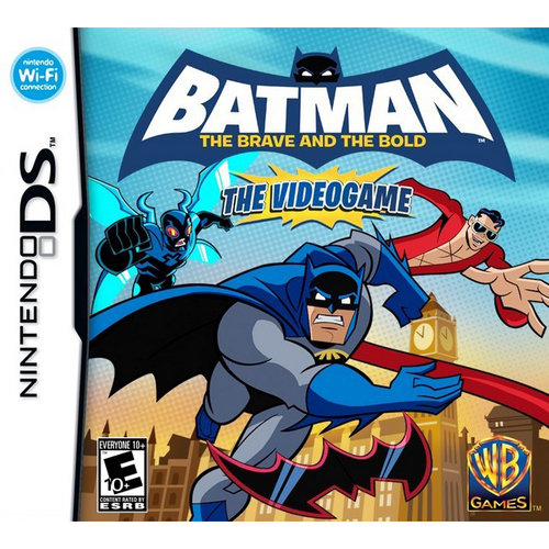 Batman: Brave and the Bold (DS) - Pre-Owned