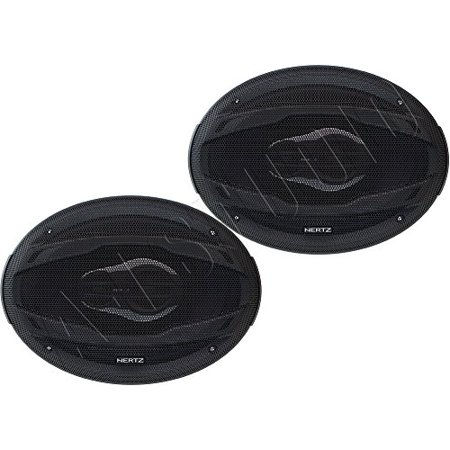 Hertz Mpx690 3 Pro 6  X 9  130 Watts Rms 3 Way Coaxial Speakers