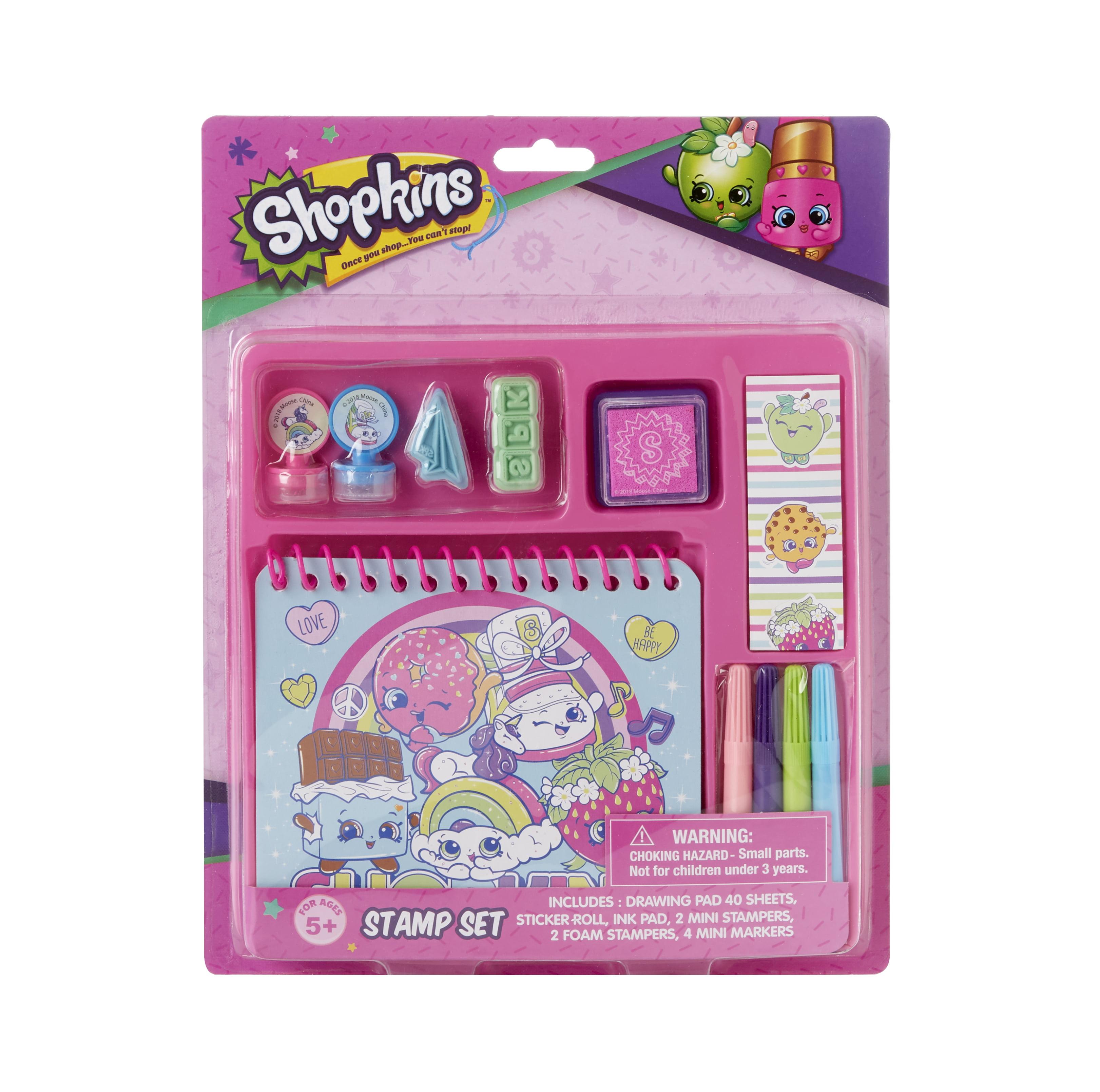Shopkins Stamp Kit