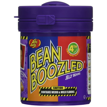 Jelly Belly Beanboozled Jelly Beans  Mystery Bean Dispenser 3.5 oz (4th edition) ()