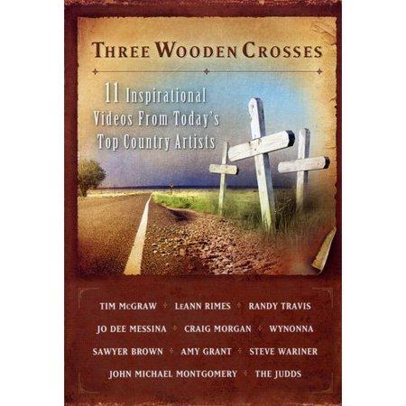 Three Wooden Crosses Music Dvd