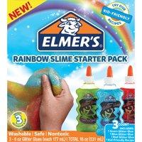 Deals on 3-Pack Elmers Glitter Glue Slime Starter Packs