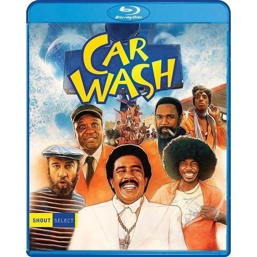 Car Wash (Blu-ray) by Gaiam Americas