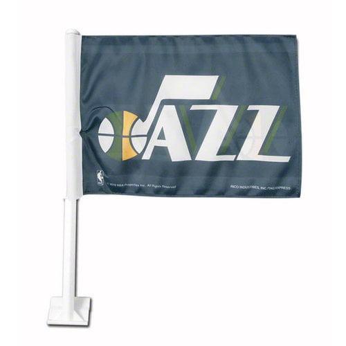 NBA - Utah Jazz Car Flag