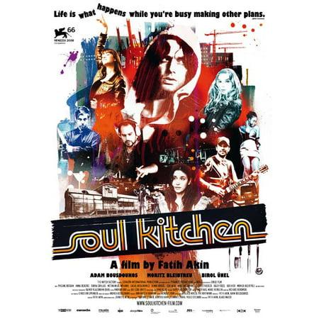 Soul Kitchen - movie POSTER (Style B) (27