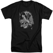 Bettie Page Remember Mens Big and Tall Shirt