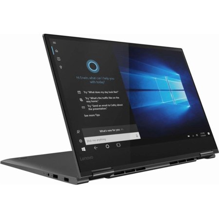"Lenovo (VIPRB-81CU000BUS) - Yoga 730 2-in-1 15.6"" Touch-Screen Laptop - Intel Core i5 - 8GB Memory - 256GB Solid State Drive 81CU000BUS Tablet Notebook Touchscreen PC Computer"