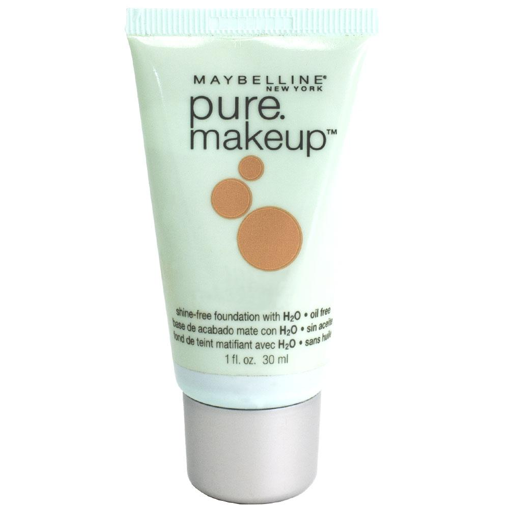 Maybelline Pure Makeup Shine Free