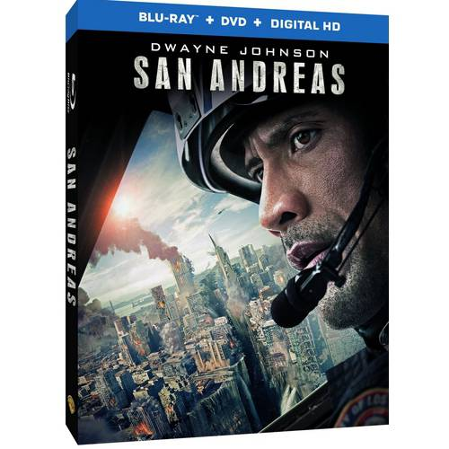 san andreas blu ray dvd digital hd with ultraviolet vudu instawatch included. Black Bedroom Furniture Sets. Home Design Ideas
