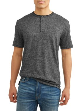 1c3ab1296de Product Image George Men s Short Sleeve Fashion Henley