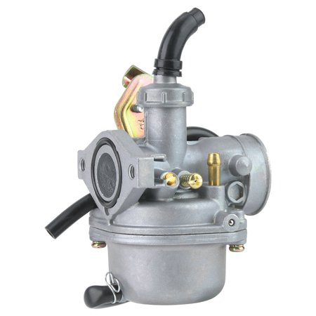 Tebru Replacement Carburetor, 19mm PZ19CARB Car Replacement Carburetor Carb Fits for 50 70 90 110 cc ATV Quad 4 Wheeler, Carb Carburetor (Ssr 110 Carburetor)