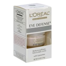 Eye Creams & Masks: L'Oreal Paris Eye Defense