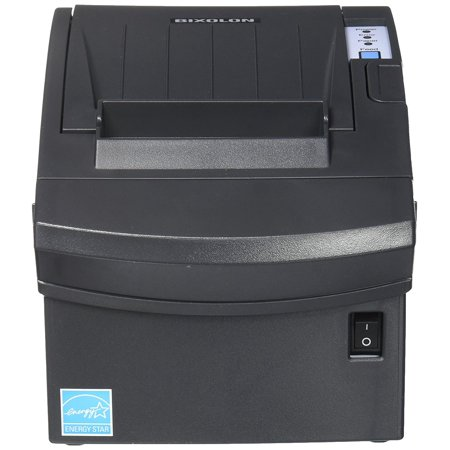 - Bixolon SRP-350plusIII Direct Thermal Monochrome Receipt Printer - USB/Ethernet