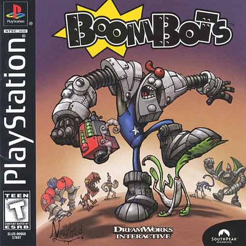 Boombots PSX
