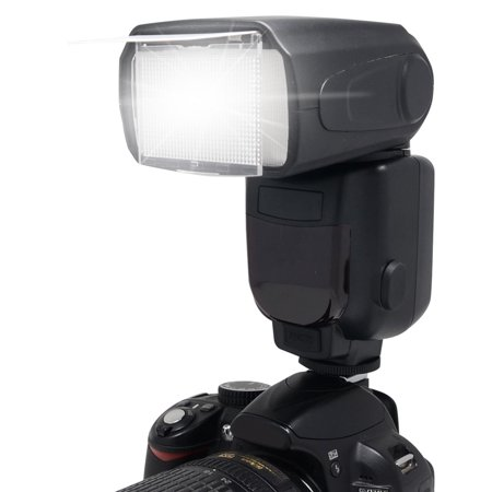 Panasonic Flash Bounce, Zoom, Swivel Head. (Alternative To Panasonic LUMIX DMW-FL360L) - Alternate Flash