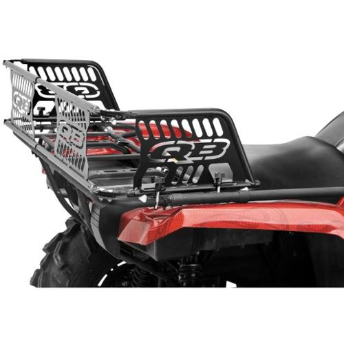 QuadBoss Rear Rack Extension Fits 05-09 Polaris 2x4 250