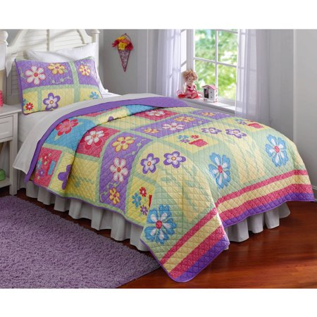 Sweet Helena Bedding Quilt Set Walmart Com