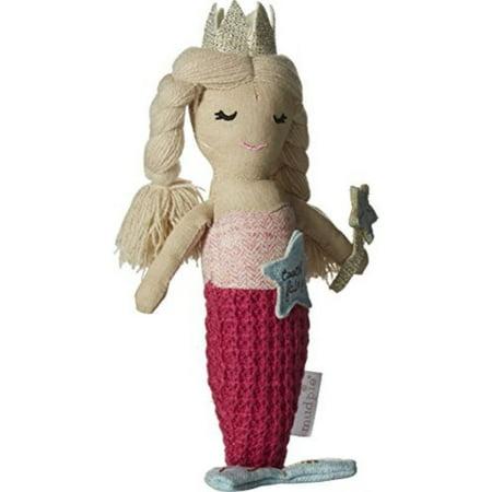 Mud Pie Women's Mermaid Tooth Fairy Doll Pink One Size](Mudpie Halloween)