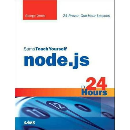 Sams Teach Yourself Node Js In 24 Hours