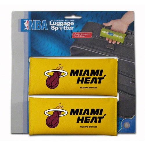 NBA - Miami Heat Luggage Spotter 2-Pack