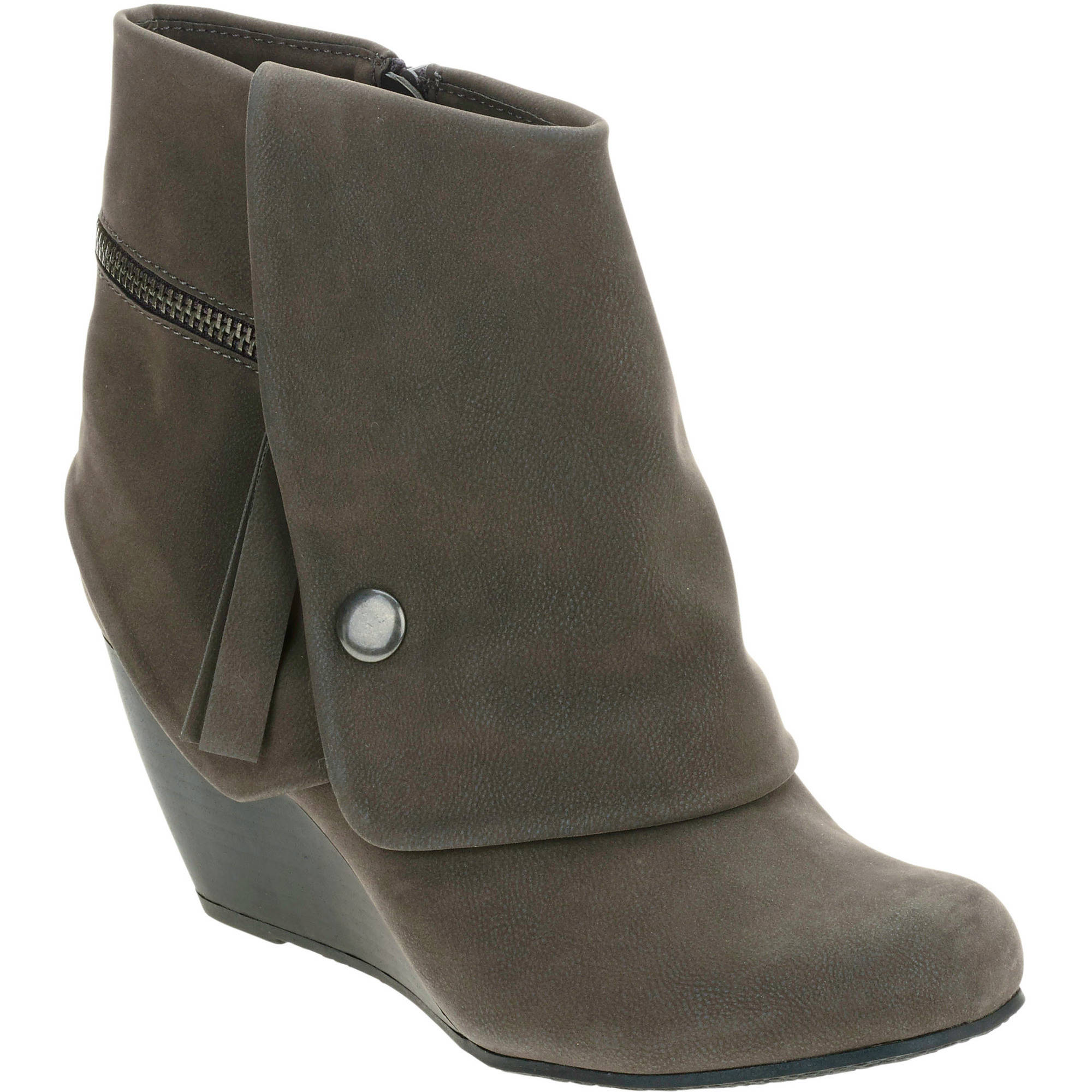Faded Glory Women's Wedge Boot ONLINE ONLY